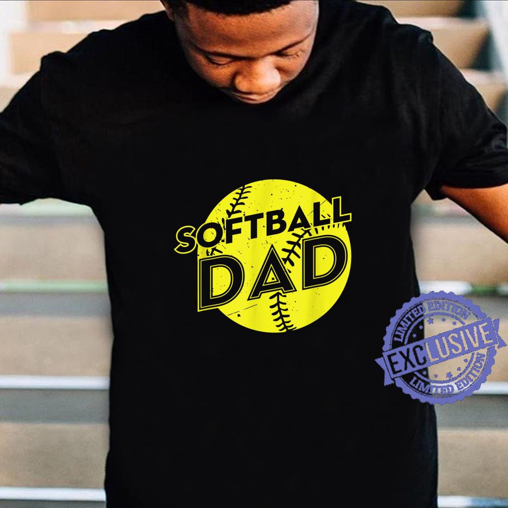 Baseball Matching Dad & Son Fathers Day Baseball Shirt