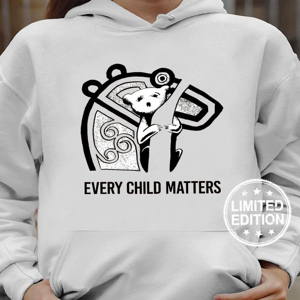 Bear Every child matters shirt hoodie