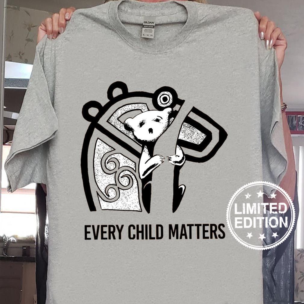 Bear Every child matters shirt sweater
