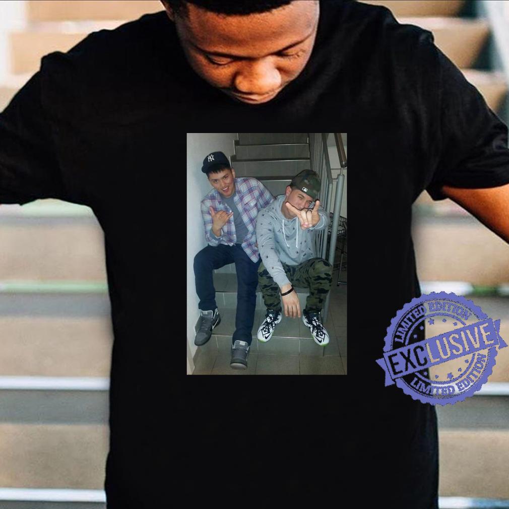 Cory & Andy Shirt