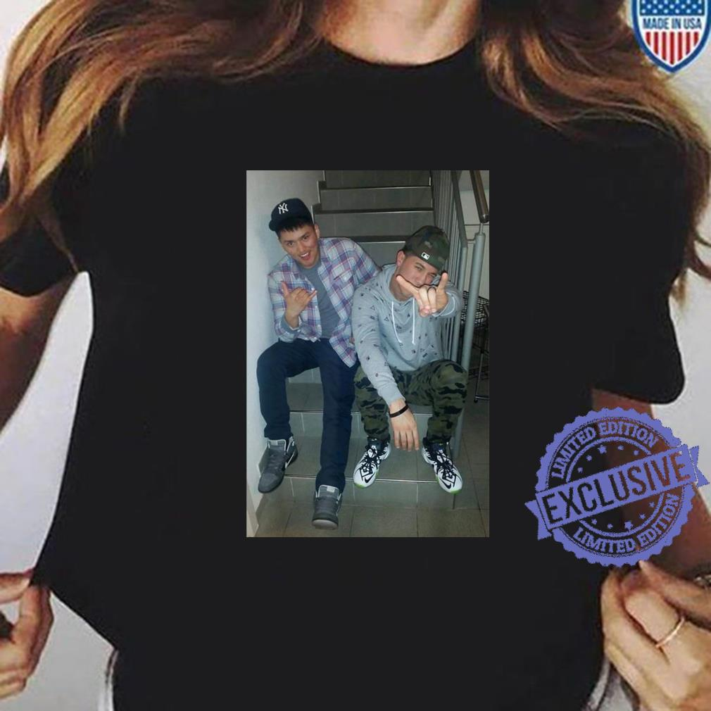 Cory & Andy Shirt ladies tee