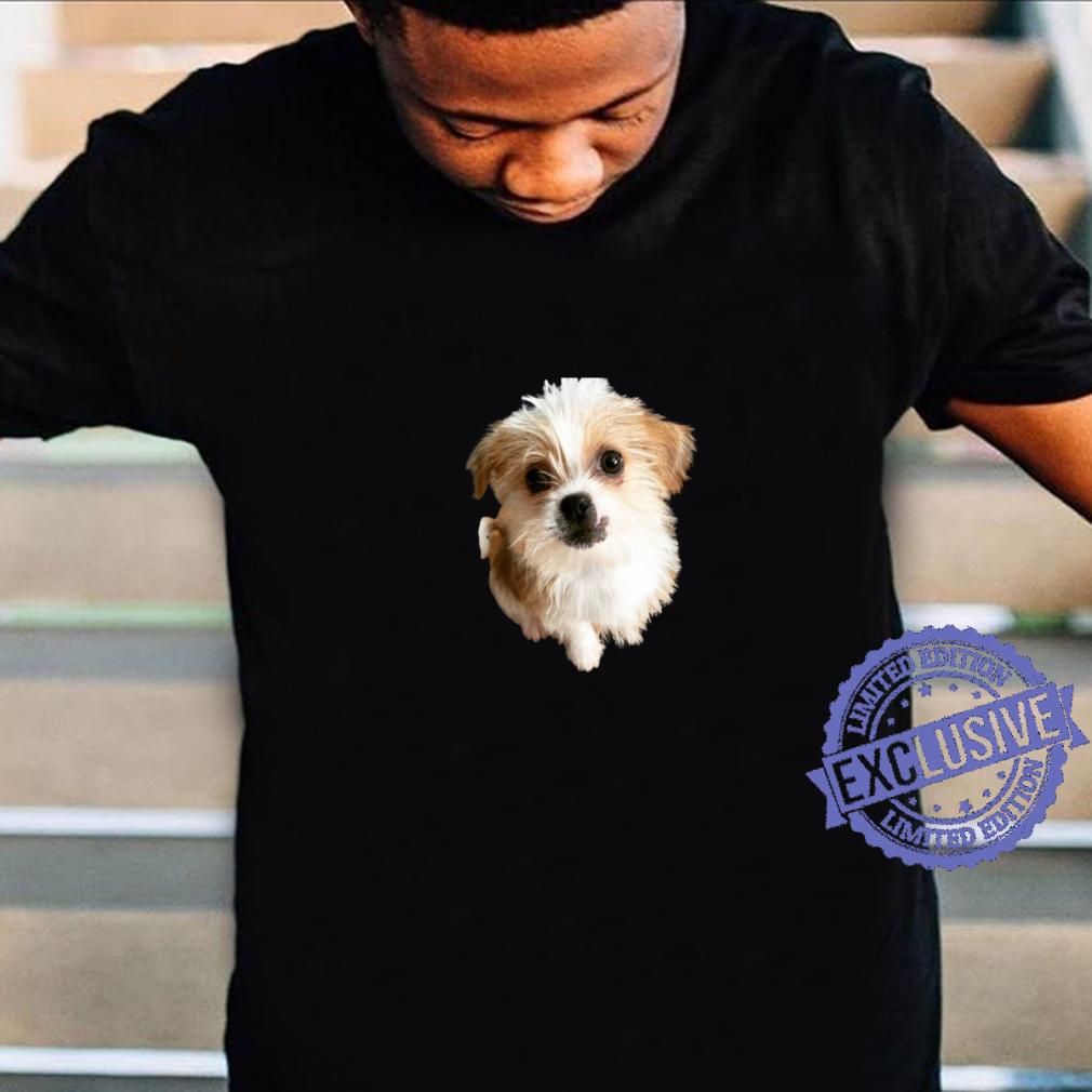Cute PUPPY, Dog Picture Design Shirt