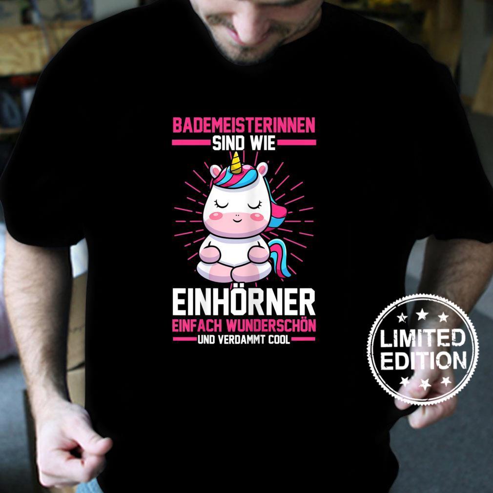 Women's Bathmaster Unicorn Lifeguard Shirt