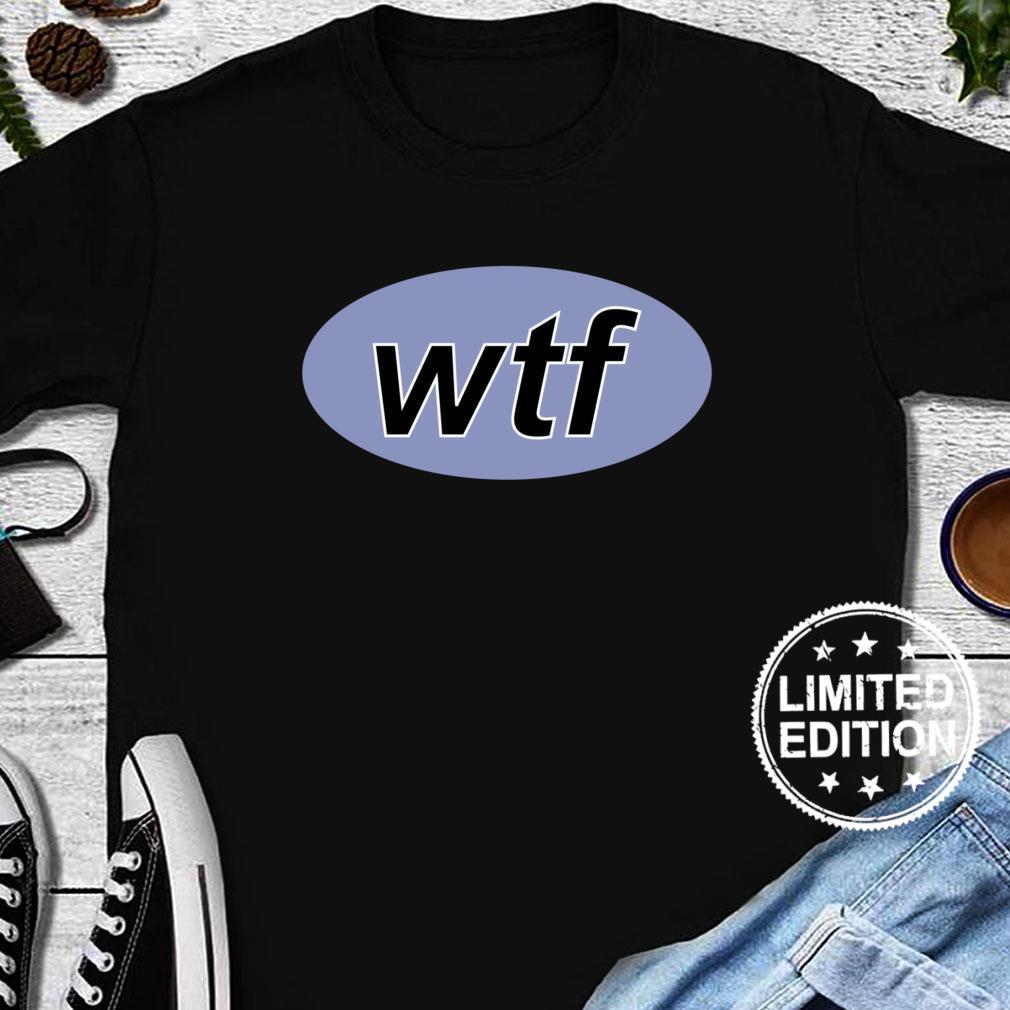 Wtf php SelfDeprecating Humor Software Developer Design Shirt long sleeved