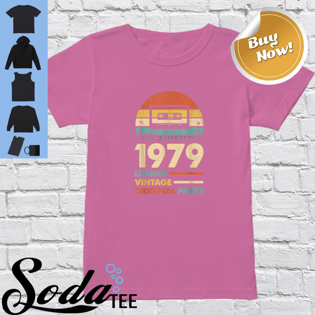 1979 Legend Vingtage Original parts Shirt ladies tee