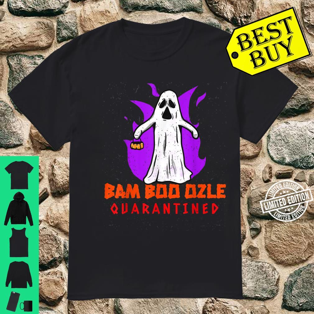 2020 is boo sheet shirt Ghost and Candy Halloween Shirt