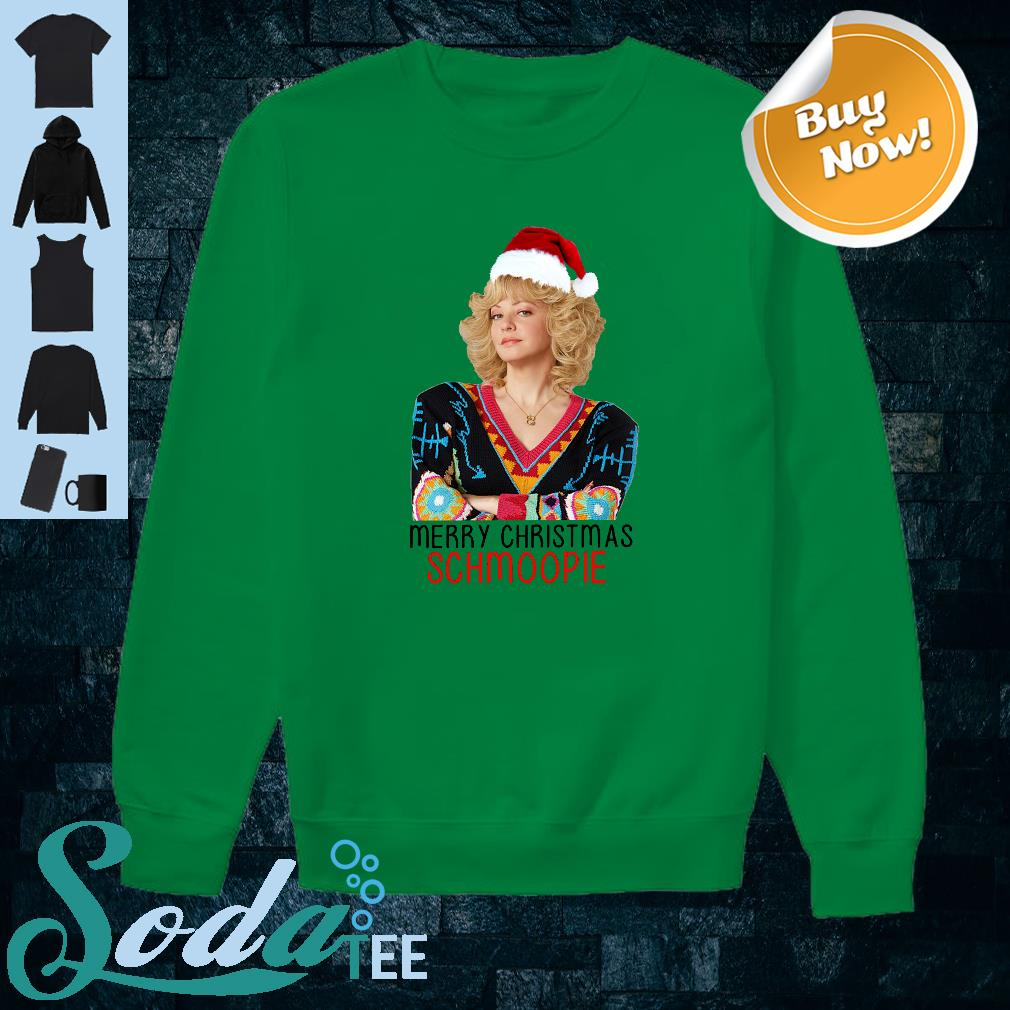 Beverly Goldberg Merry Christmas Schmoopie shirt sweater