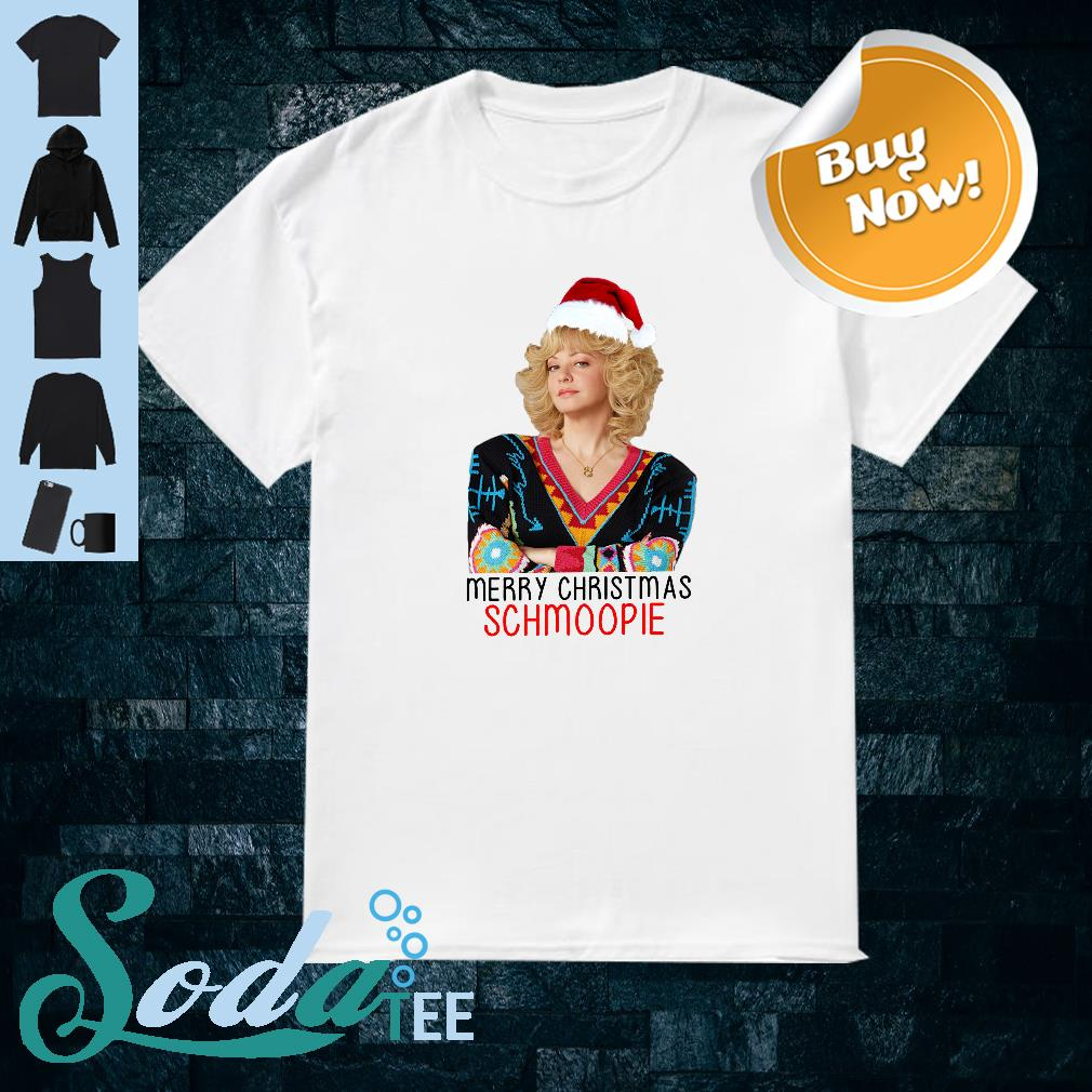Beverly Goldberg Merry Christmas Schmoopie shirt