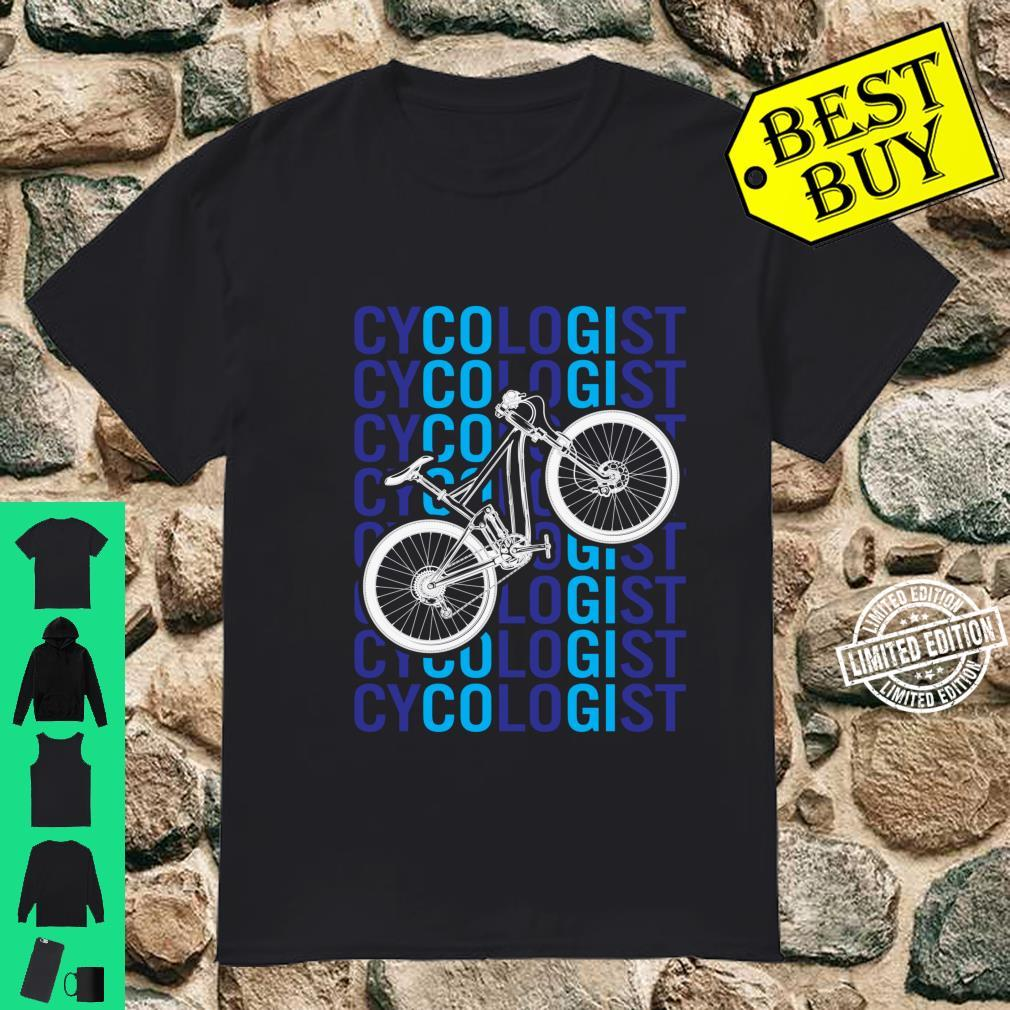 Cycologist Cyclist Bike Novelty Bicycle Shirt