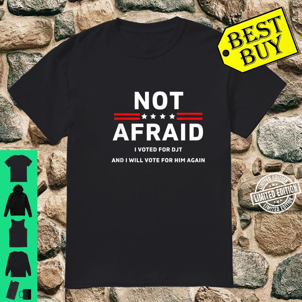 NOT AFRAID Shirt