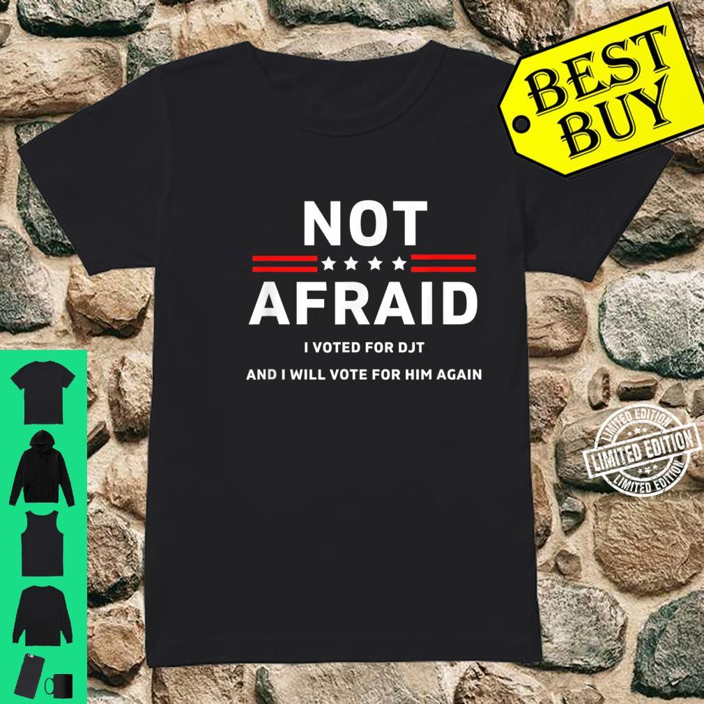 NOT AFRAID Shirt ladies tee