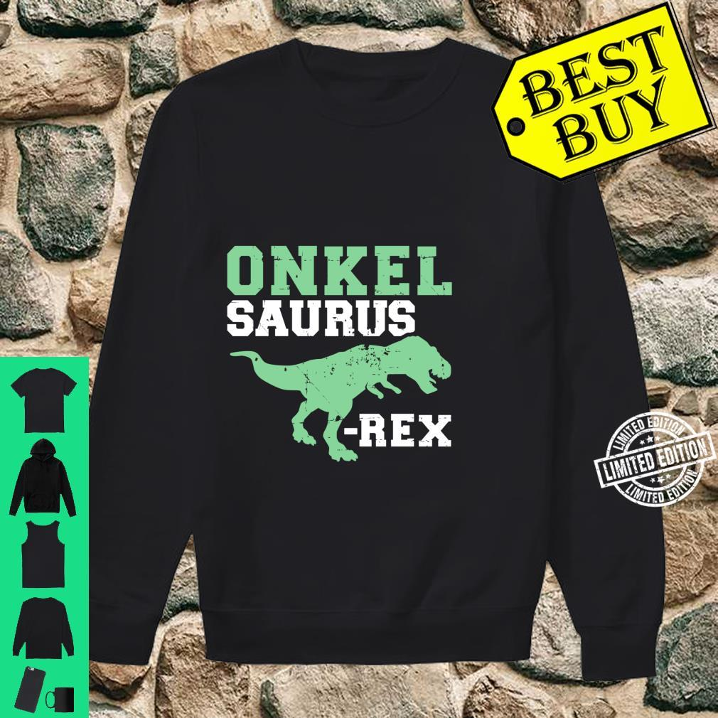 Onkel Saurus Rex Shirt sweater