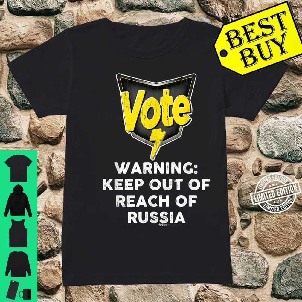 Vintage Vote Protect Your Family, Environment & Home Shirt ladies tee