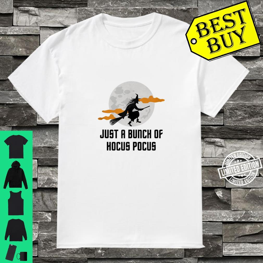 Witchy Hat Halloween Witch Quotes Shirt